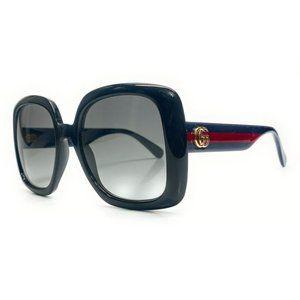 Gucci Women's Black Grey Sunglasses! Authentic!